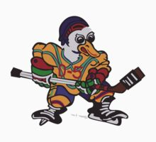 Mighty Ducks Conway One Piece - Short Sleeve