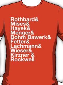The Austrians T-Shirt