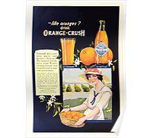 Advertisements Photoplay Magazine July through December 1920 0234 Orange Crush Poster