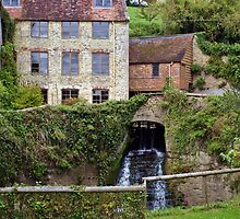 Gants Mill and Gardens by Kristina K