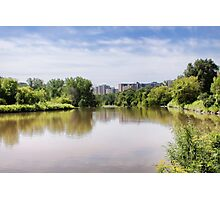 Humber River Photographic Print