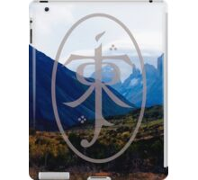 LORD OF THE RINGS LANDSCAPE iPad Case/Skin