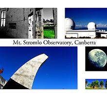 Mount Stromlo Observatory, Canberra Australia by Rinaldo Di Battista
