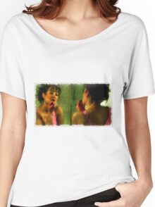 Colourful Erotica by Mary Bassett Women's Relaxed Fit T-Shirt