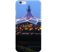 teacups at Disneyland Paris iPhone Case/Skin