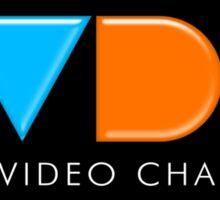 One Video Channel 1VDO.COM Sticker