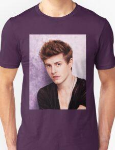 Xavier Samuel - Riley Biers Twilight T-Shirt