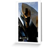 Music Experience. Greeting Card