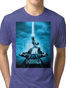 MEGA - Movie Poster Edition Tri-blend T-Shirt