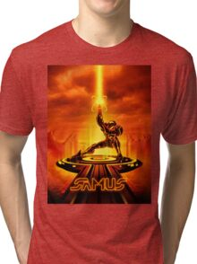 SAMTRON - Movie Poster Edition Tri-blend T-Shirt
