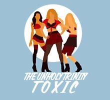 The unholy trinity minimalistic - toxic version 2 ; Unisex T-Shirt