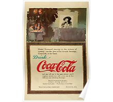 Advertisements Photoplay Magazine July through December 1916 0188 Coca Cola Poster
