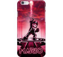 MARIOTRON - Movie Poster Edition iPhone Case/Skin