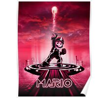 MARIOTRON - Movie Poster Edition Poster