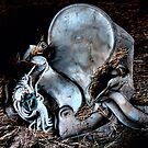 Abandoned by Sandra Moore