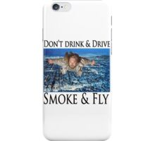 Smoke and Fly iPhone Case/Skin