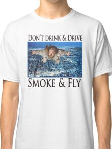 Smoke and Fly Classic T-Shirt