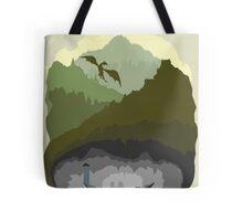 Tamriel Tote Bag