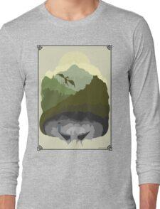 Tamriel Long Sleeve T-Shirt