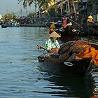 Hoi An Fish Markets by AJM71