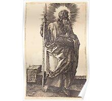 Albrecht Dürer or Durer Saint Thomas Poster
