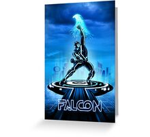 FALTRON - Movie Poster Edition Greeting Card