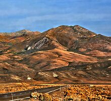 Autumn Hills (HDR) by Arla M. Ruggles