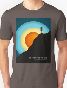 Extreme Disc Golf Unisex T-Shirt
