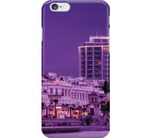 Evening seafront of Yalta iPhone Case/Skin