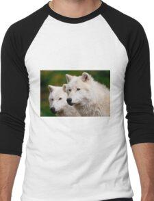Arctic Wolf Pair T-Shirt