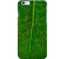 Leafy Goodness iPhone Case/Skin