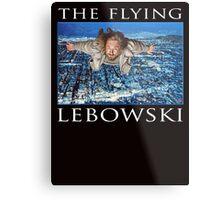 The Flying Lebowski Metal Print