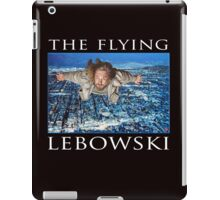 The Flying Lebowski iPad Case/Skin