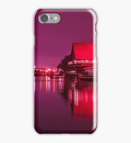 Venetian Bay on the Dnieper iPhone Case/Skin