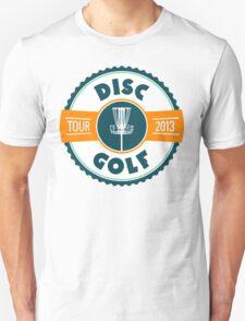 Disc Golf Tour 2013 T-Shirt