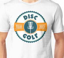 Disc Golf Tour 2013 Unisex T-Shirt