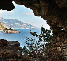 The Amalfi Coastline, Italy by David Lewins