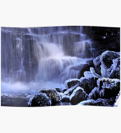 Scaleber Force - The Yorkshire Dales Poster