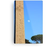 Luna Language Metal Print