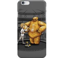 Big Hero 3PO iPhone Case/Skin