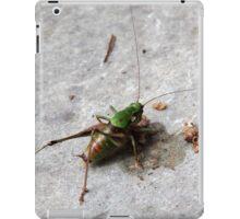 Feeding Mantis iPad Case/Skin