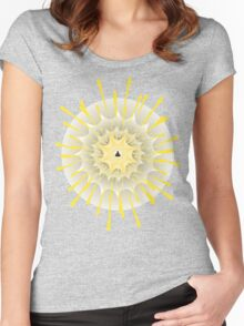 The Fountain - Eternal life Women's Fitted Scoop T-Shirt