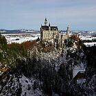 Neuschwanstein by berndt2
