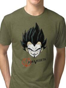 Vegeta Tri-blend T-Shirt