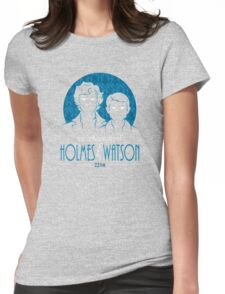 The Adventures of Holmes and Watson Womens Fitted T-Shirt