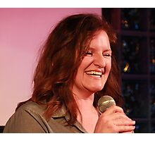 Kate Burr - Comedian Photographic Print