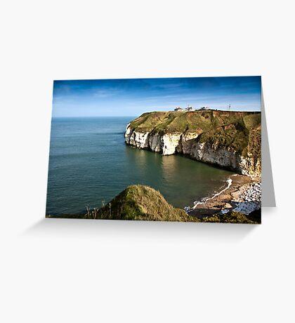 Thornwick Bay Greeting Card