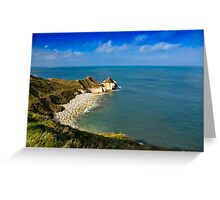 Thornwick Bay  #2 Greeting Card