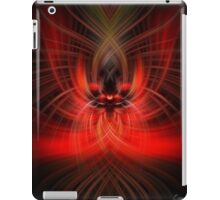 Red Fury iPad Case/Skin