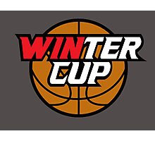 Winter Cup Photographic Print
